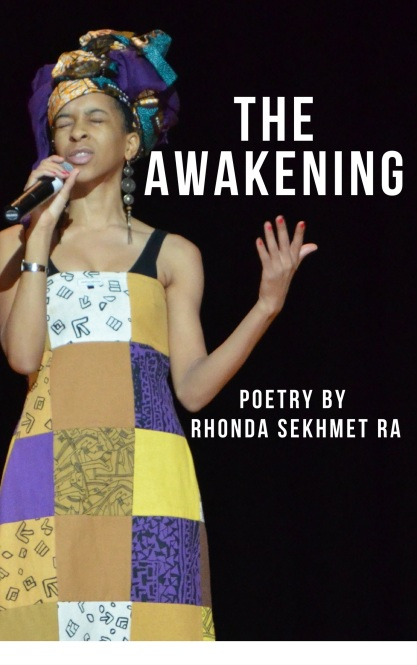 The Awakening Poetry Book New Cover