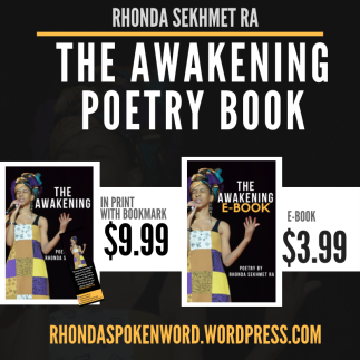 Awakening Poetry Book In Print and Ebook
